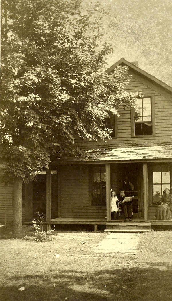 The Ingleright home circa 1907?